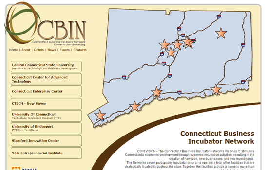 Connecticut Business Incubator Network